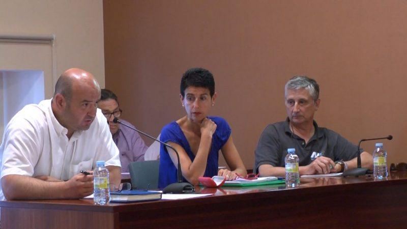 IU de Navia presenta diversas mociones al pleno del próximo lunes