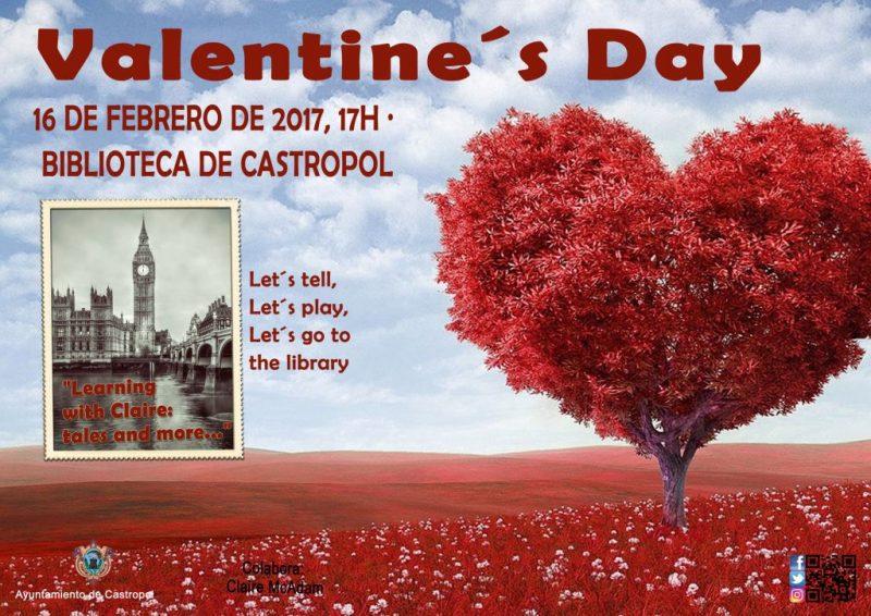 La Biblioteca de Castropol también celebra San Valentín
