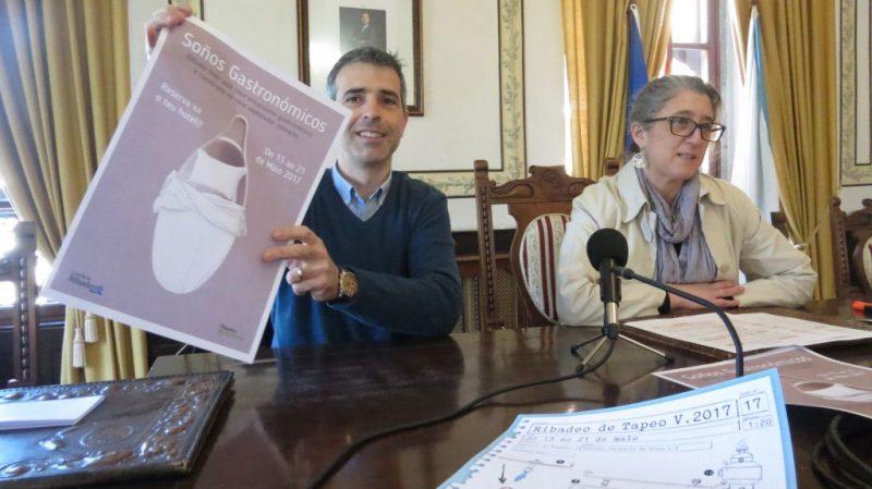 Más de medio centenar de establecimientos participará en la XII edición de Ribadeo de Tapeo (13 al 21 de mayo)