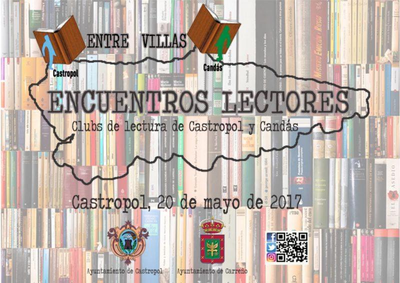 Encuentro de los Clubes de Lectura de Candás y Castropol