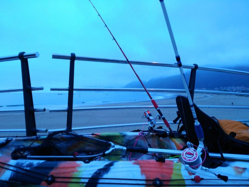 II feria de pesca deportiva 'Noja Fishing' en Noja (Cantabria)