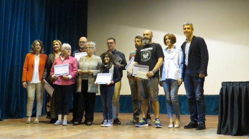 Entrega de premios del XII Ribadeo de Tapeo