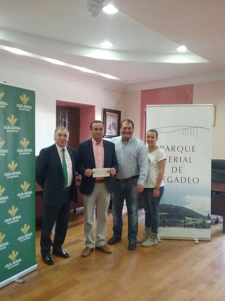 Taller Cancelos, de Trabada (Lugo) ganador del II Concurso Innovación de la Feria de Muestras de Vegadeo