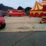 Descontento por la instalación en Vegadeo de un circo con animales, contraviniendo la ordenanza municipal correspondiente