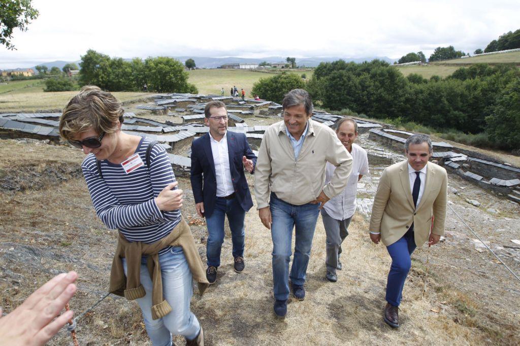 El pleno de Grandas de Salime aprueba el Proyecto de Consolidación del Yacimiento Arqueológico del Chao Samartín