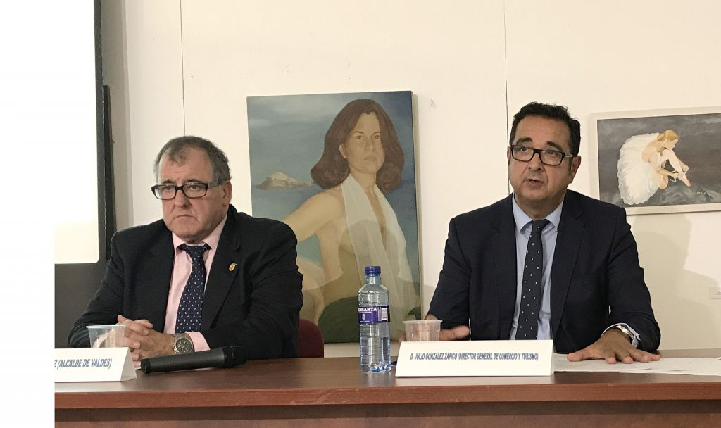El Principado presenta en Valdés, los planes de promoción turística para 2018