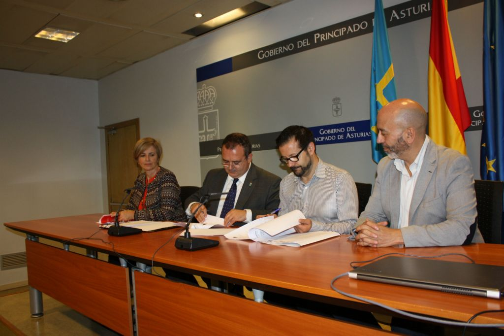 Asturias contar con lanzaderas de empleo en avil s langreo oviedo y gij n - Puerto de gijon empleo ...