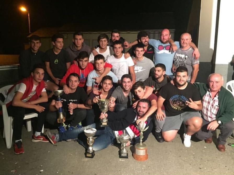 La Juventus de Barres vence en el Primer Torneo de la Amistad de Fútbol Aficionado del Occidente