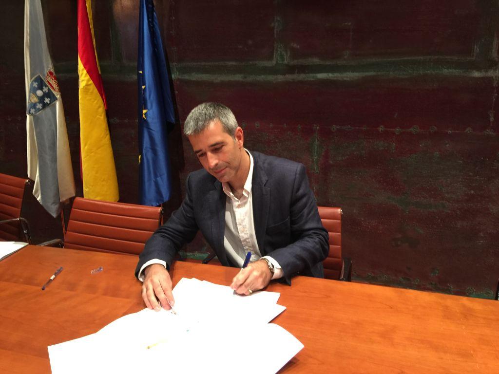 Dos nuevos convenios para rehabilitar Rinlo y el casco antiguo de Ribadeo