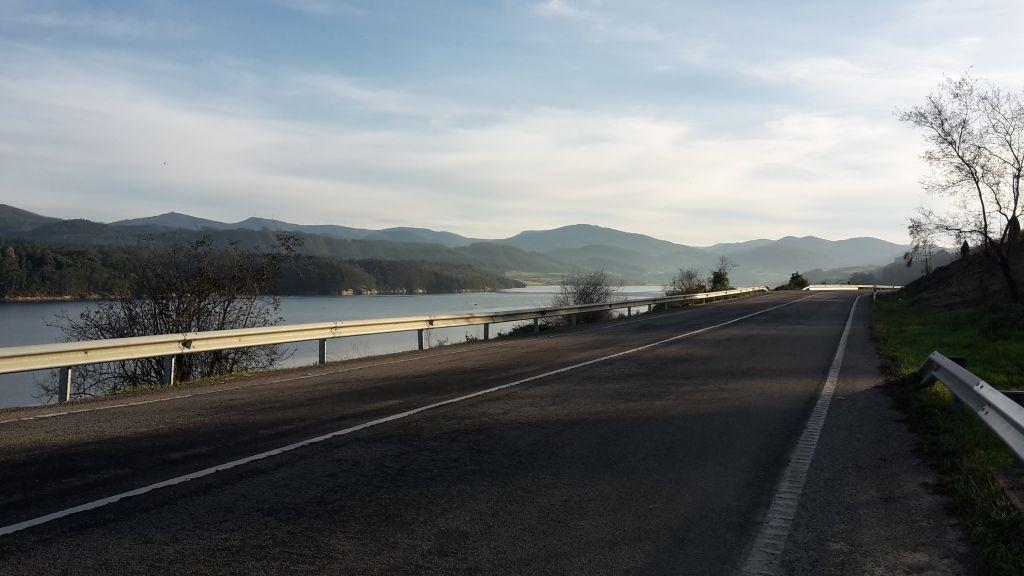"""La carretera nacional 642 Ribadeo-Porto  en """"situación deplorable"""""""
