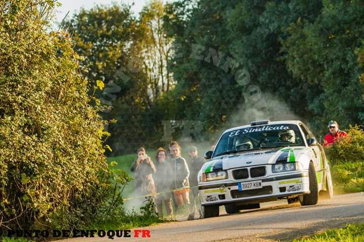 Jairo y Alba Suárez vencedores en el Rallysprint de Carreño