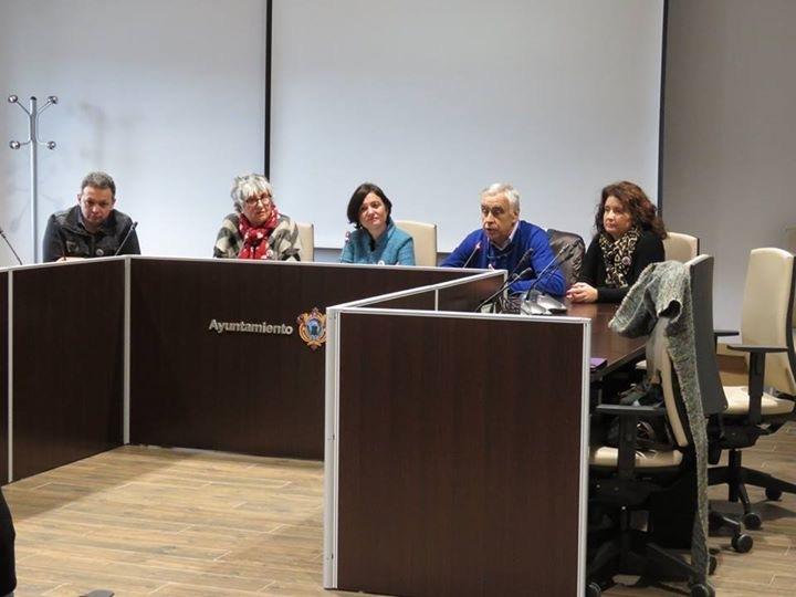 Castropol se adhiere al Pacto Social contra la Violencia sobre las Mujeres del Principado de Asturias