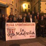 """Inauguración de la Peña Sportinguista """"La Madreña"""" de Boal"""