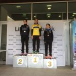 Natalia Valle revalida el título de Campeona de Asturias de Duatlón en Veteranas-1