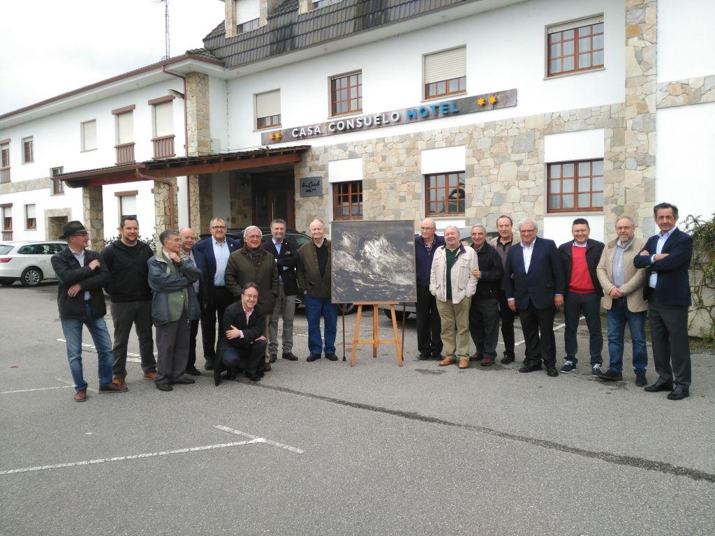 Guillermo sim n ganador de la xvi bienal la gastronom a y la pintura de casa consuelo - Casa consuelo otur ...
