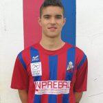 Fallece en accidente de tráfico el joven ex-jugador del Andés CF, Sergio Menéndez