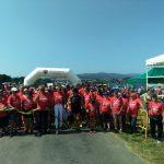 El IX Cross/Paseo Solidario Villa de Figueras reunió a más de 1.500 participantes
