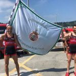 Dos Castropolenses ganan con la Trainera de Cabo de Cruz la Bandera de Hondarribia