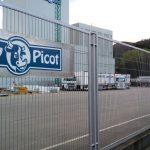 El comité de empresa de Reny Picot convoca una concentración en Salcedo, ante la sede de la Mutua que presta asistencia a los trabajadores de la fábrica