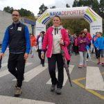 Navia celebró la 8ª edición del Día de los 10.000 pasos