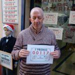 La Lotería deja un premio de 300.000 euros en Luarca (Valdés)