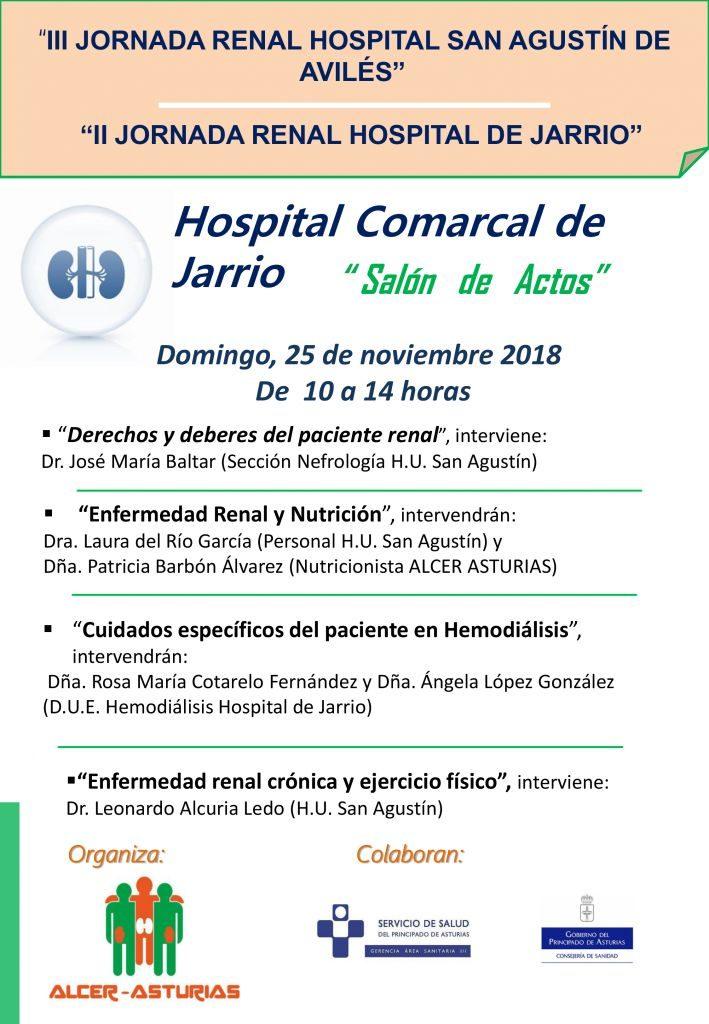 """Rogelio García (Presidente ALCER Asturias): """"la gente joven se está apuntando a la enfermedad renal muy pronto, por malos hábitos"""""""