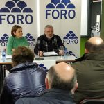 Abel Pérez da un paso atrás y no irá ni con Foro ni con otras candidaturas que quieran optar a la alcaldía de Vegadeo