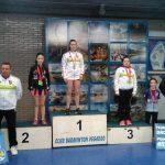 Dos Oros, Cuatro Platas y Cinco Bronces para el Club Báminton Vegadeo en el Campeonato de Asturias de Categorías Sub-11, Sub-15 y Sub-19